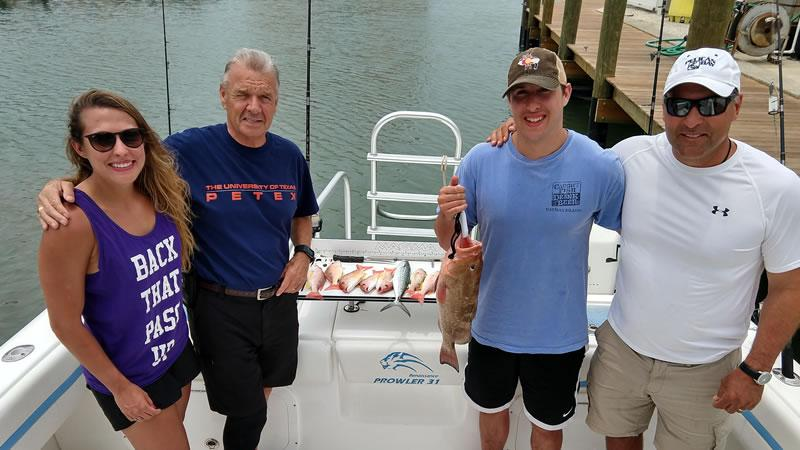 Cape Canaveral-Snapper-Fishing-Charter