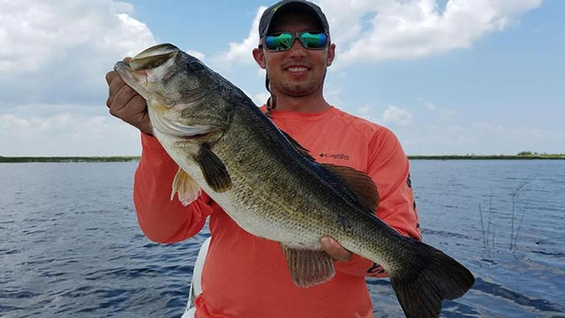 June-Cape Canaveral bass fishing