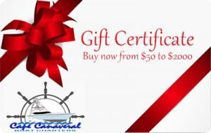 Cape Canaveral Fishing Gift Card
